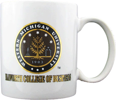 Haworth College of Business Mug