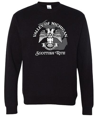 Valley of Michigan 32º Crewneck Sweatshirt