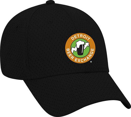 Detroit Beer Exchange Embroidered Logo Hat