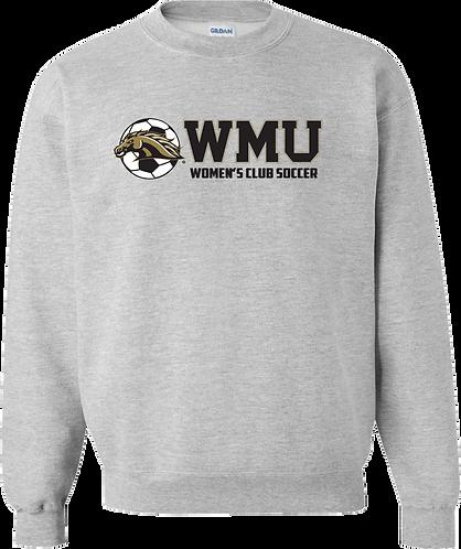 Wm Club Soccer Crewneck Fan Sweatshirts