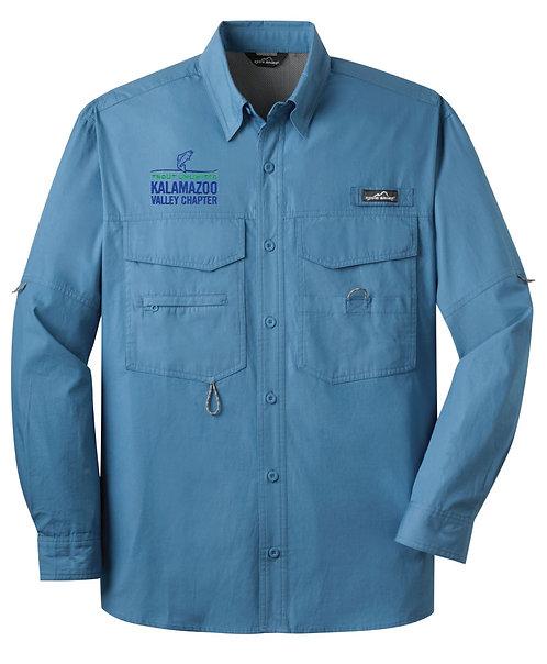 Trout Ultd Long Sleeve Fishing Shirt