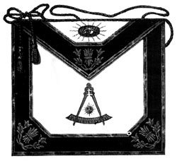 Lodge Officer/PM Apron 12