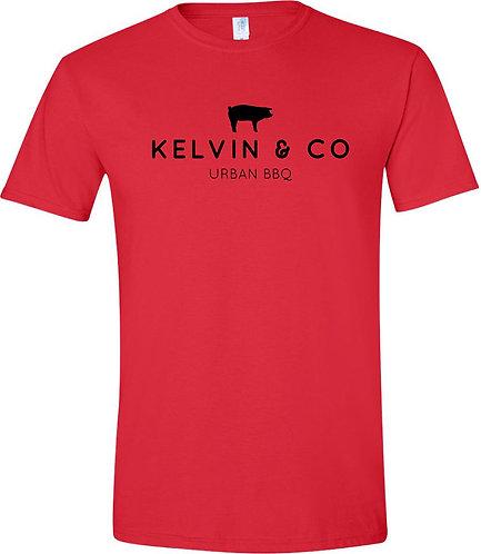 Kelvin & Co Softstyle Tee