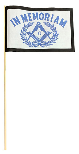 Masonic Memorial Flags