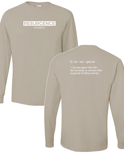 Resurgence Long Sleeve Tee
