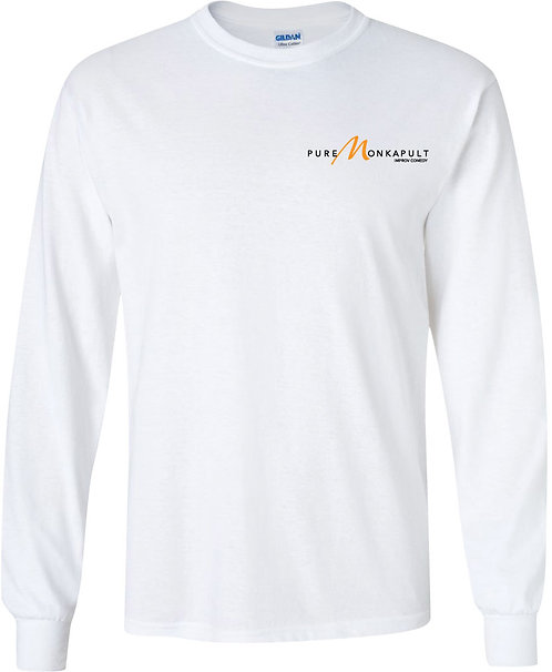 Pure Monkapult Long Sleeved Tee