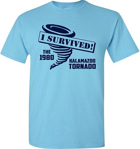 Kalamazoo Tornado Survivor