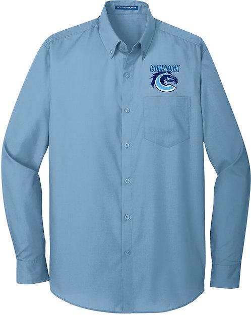 Comstock Men's Poplin Shirt