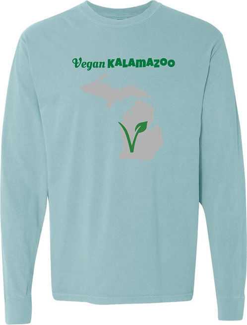Vegan Kalamazoo Long Sleeved Tee