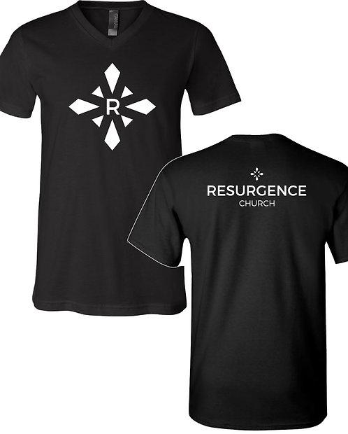 Resurgence V-Neck Tee