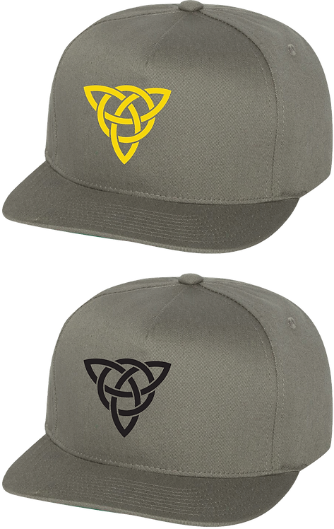 Employee Flat Bill Hat