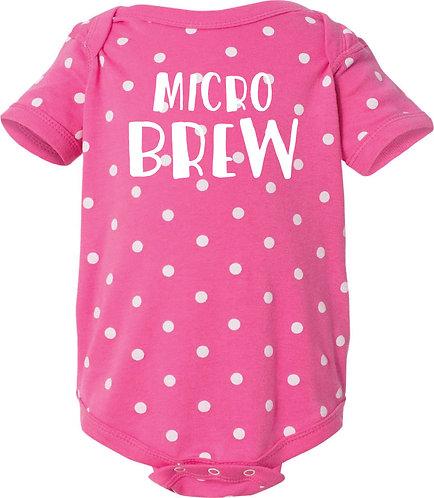 Infant FG Baby Rib Bodysuit