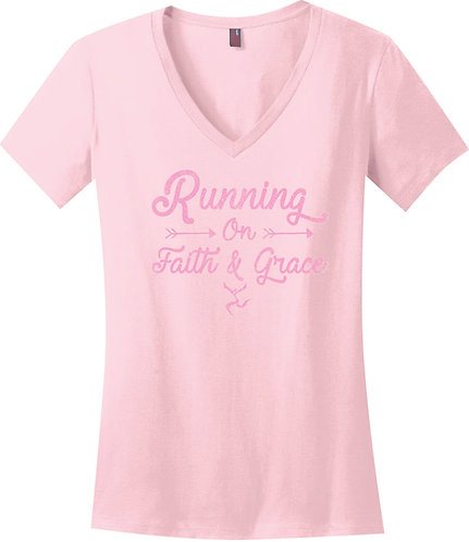 LAUGH Faith & Grace Tee