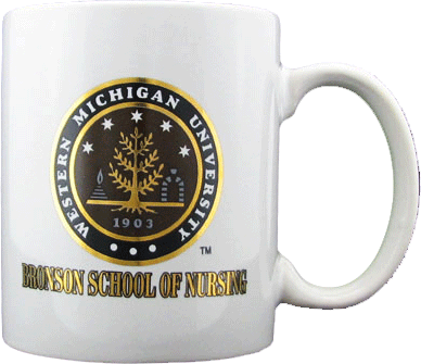 Bronson School of Nursing Mug