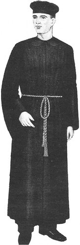 Jewish Council Robe #9400 Turban #4736