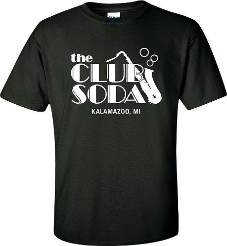 Club Soda Logo Tee