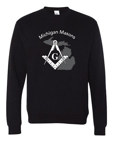 Michigan Masons Crewneck Sweatshirt