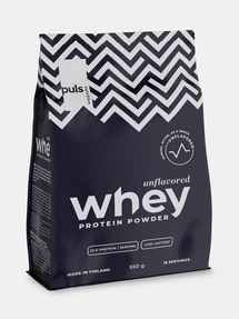 WHEY Unflavored 550 гр.