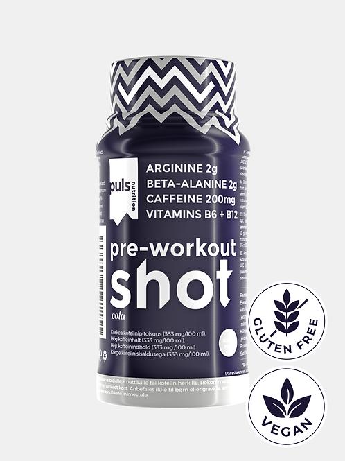 SHOT pre-workout Cola 60 ml