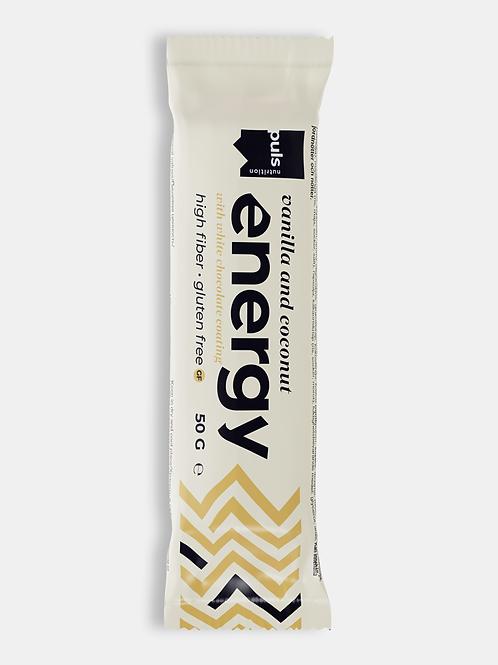ENERGY BAR Vanilla and coconut 50 g