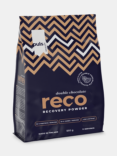RECO Double chocolate 550 g