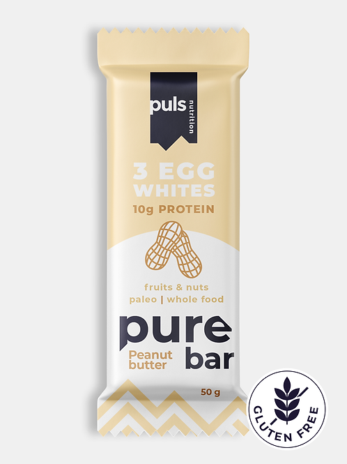 PURE BAR Peanut butter 50g