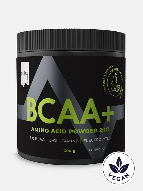 BCAA+ Pear and lime 300 g