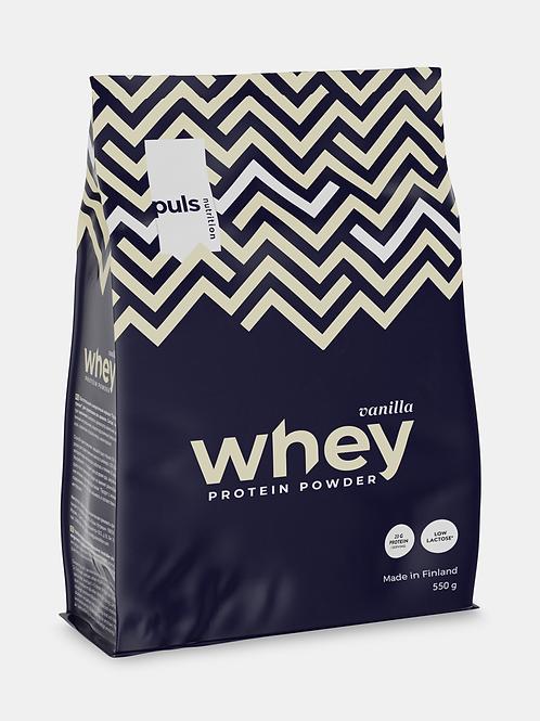 WHEY Vanilla 550 g