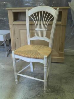 chaise gerbe