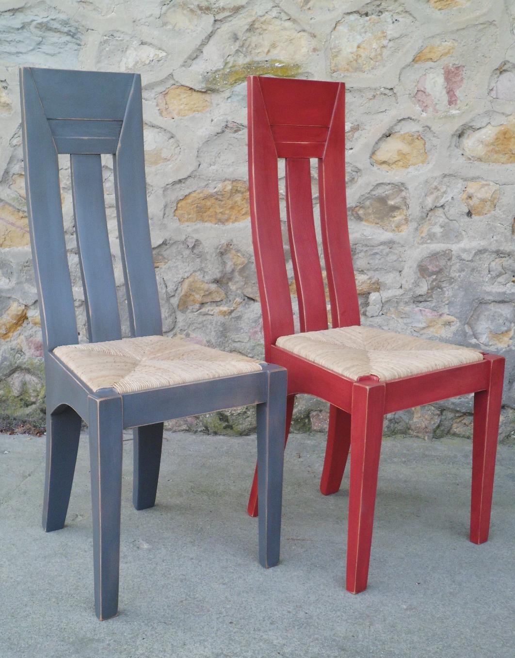 Chaises modernes