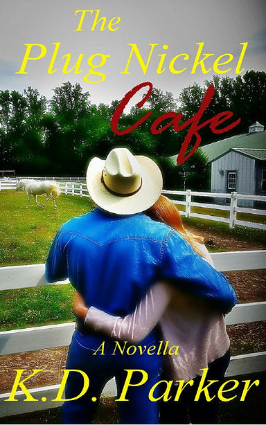 The Plug Nickel Cafe, the #bestselling #western #romance and #crime #thriller