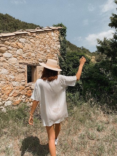 Robe/t-shirt Nema blanche