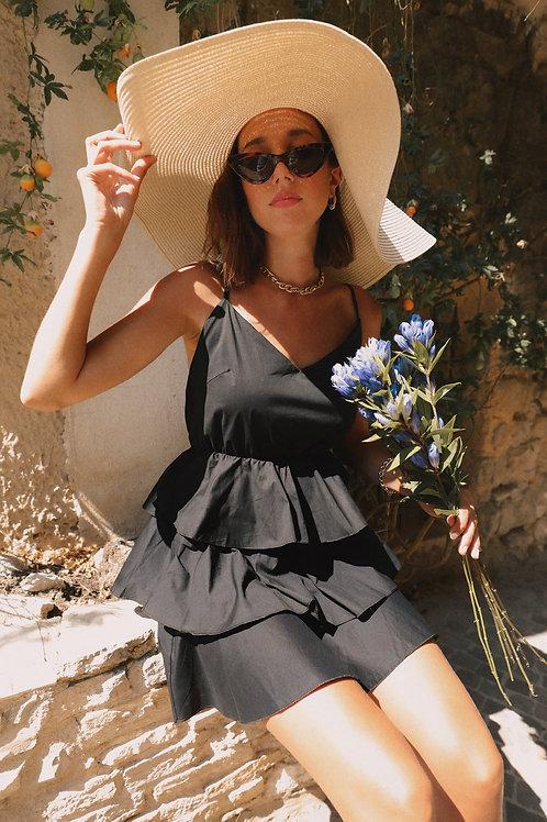 Black Bandol dress
