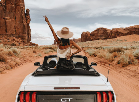 ROAD TRIP : OUEST AMERICAIN