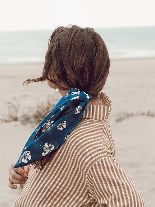 Le chouchou foulard Eglantine