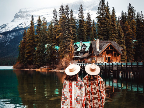 ROAD TRIP : OUEST CANADIEN