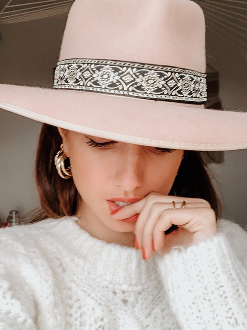 Galon pour chapeau Teresa