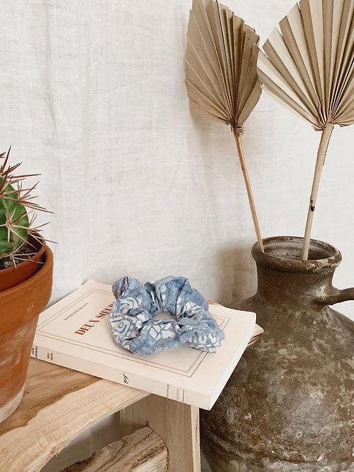 Scrunchie Oniris blue