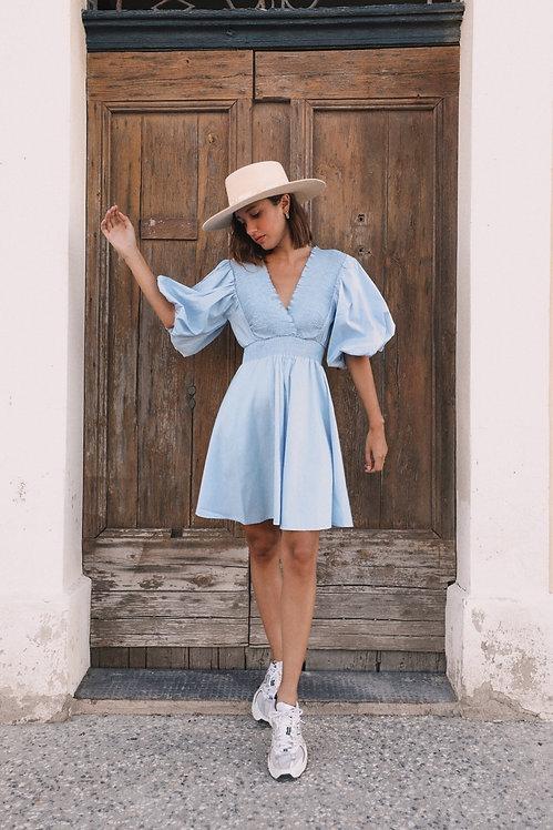 Blue Marina dress