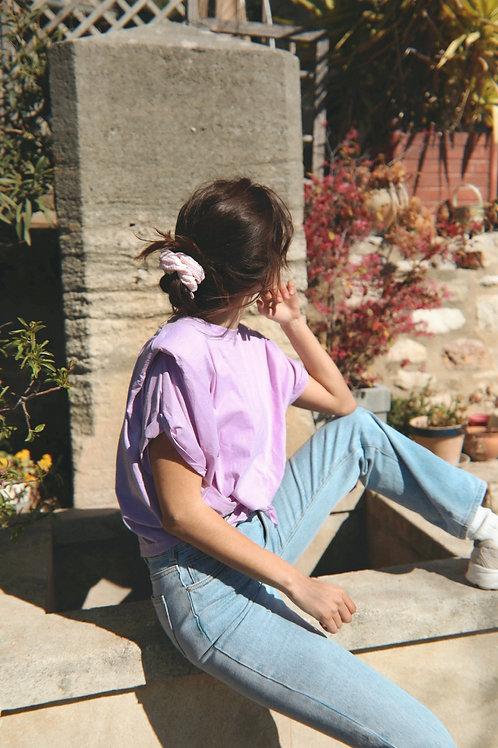 Lilac Ninon T-shirt