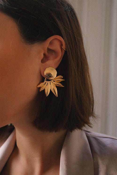 Boucles d'oreilles Landette