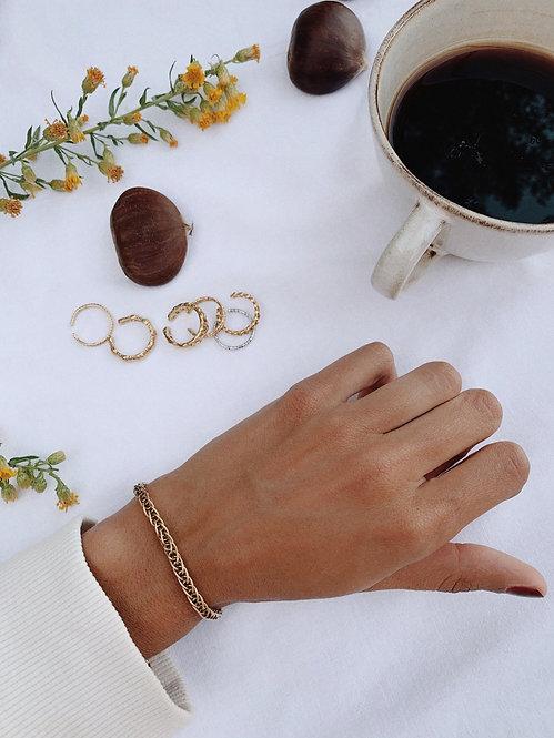 Bracelet Emma doré