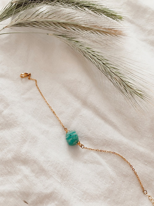 Bracelet Balthazar Turquoise d'Afrique