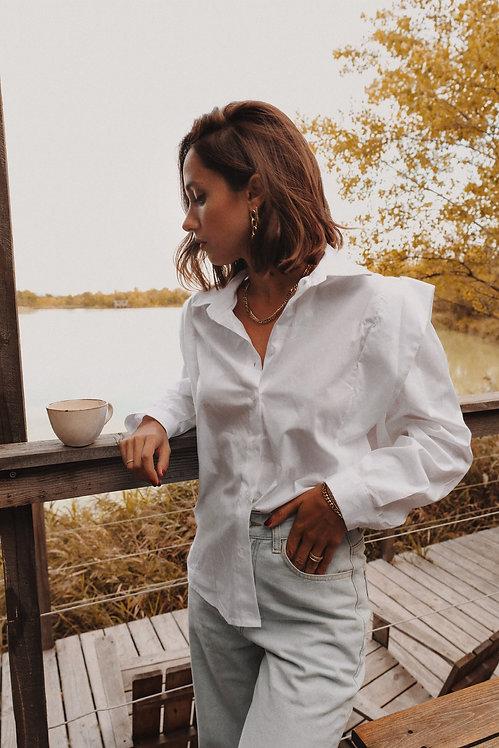 Chemise Manuela blanche