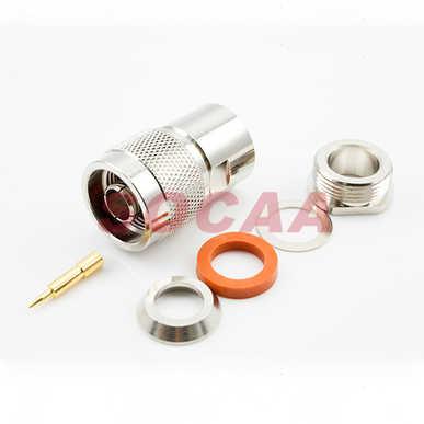 N Plug Straight Clamp for LMR400