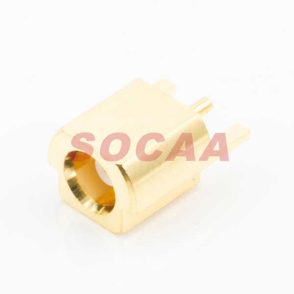 MCX JACK STRAIGHT PCB SMT