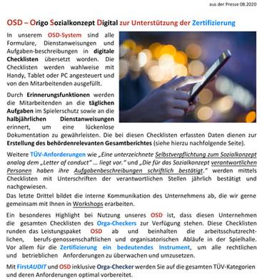 102 Zertifizierung  & Digitalisierung Ko