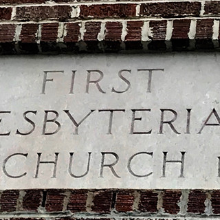 In 1900, the church was started. In 1928, they completed our present building.