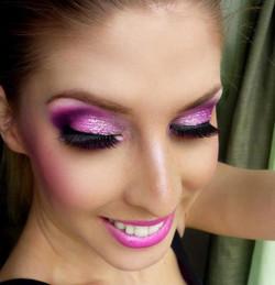Pinks & Pinks & Glitter Pinks
