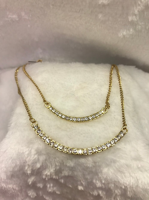 Dainty Crystal Necklaces